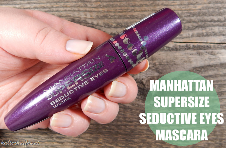 Manhattan Supersize Seductive Eyes Mascara