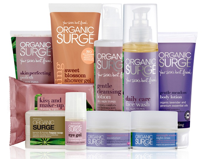 Organic Surge Mega Bundle sale