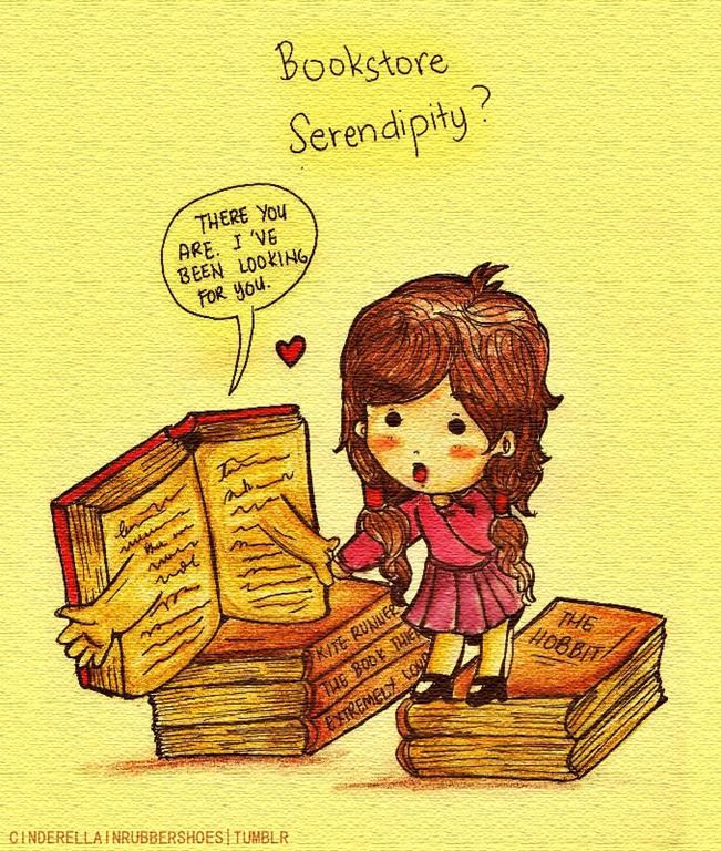 Image result for serendipity surprises tumblr gif