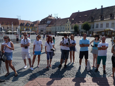 Sibiu: The army of Bloggers