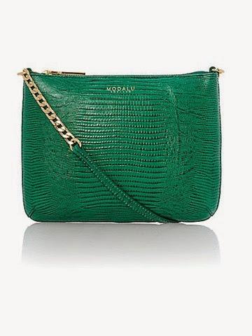 Modalu Green Twiggy Bag