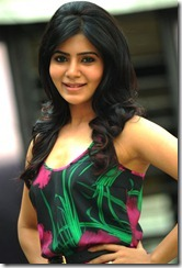 samantha new photos at jabardast press meet