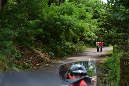 Transport India: cu motocicleta prin Goa