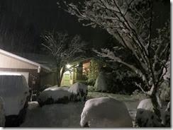 snowy Saturday 17