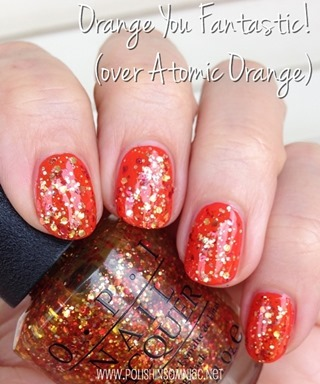 OPI Orange You Fantastic