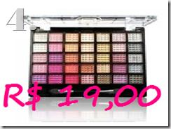 Paleta de 35 cores da Klean Color