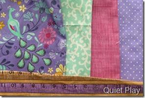 2 Pick your fabrics