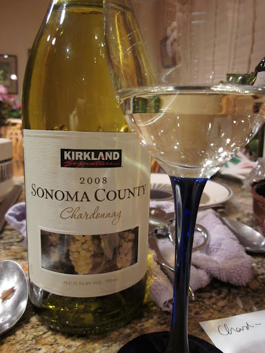 At $7.99, fans of creamy, oaky Chardonnay would do just fine with this wine.