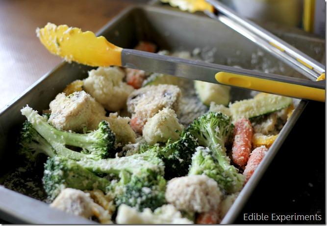 tempura veg