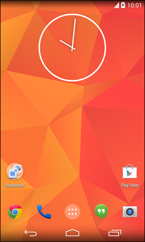 homescreen android kitkat