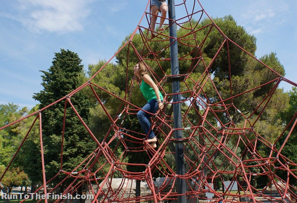 Playground at Chataeu Park