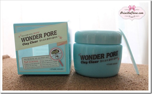 Etude Wonder Pore clay copy