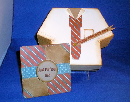 Shirt Box and Gift Card
