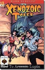 P00013 - Xenozoic Tales #13