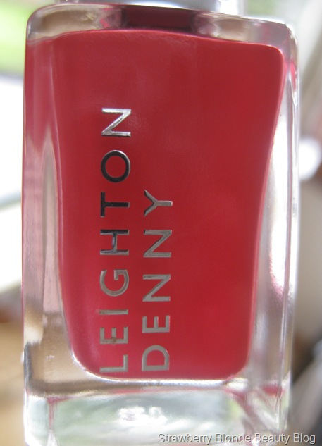 Leighton Denny Coral Reef swatch (4)