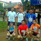 10 km sant isidre-cardedeu
