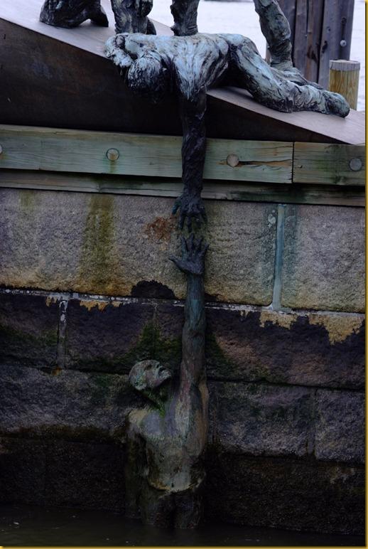 Merchant Seaman statue nyc
