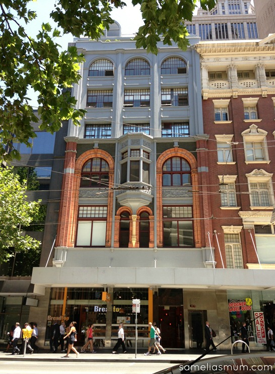 Melbourne Building 3