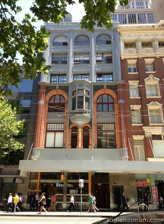 Melbourne Building 3