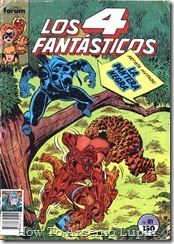 P00082 - Los 4 Fantsticos v1 #81