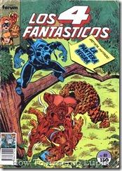 P00082 - Los 4 Fantásticos v1 #81