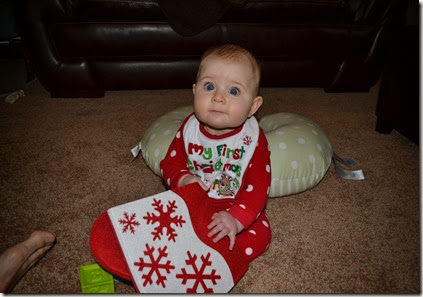 christmas and 7 months 027