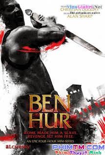 Giải Cứu Nô Lệ - Ben Hur Tập 1080p Full HD