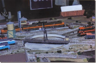11 LK&R Layout at the Three Rivers Mall in April 1995