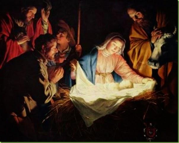 Nativity Gerard_van_Honthorst