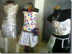 Estudiantes de Diseño de Indumentaria presentaron sus colecciones