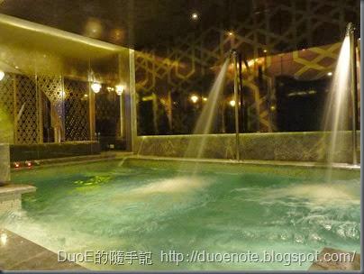 歐遊總統套房102(杜拜)-SPA池