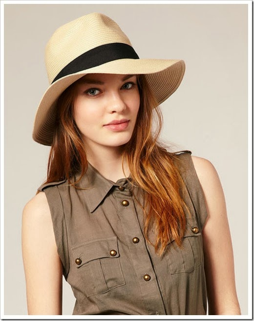 color-hairstyles-hats-korean-japanese-casual-fedoras