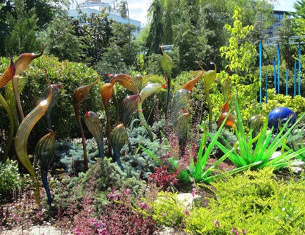 Chihuly Glass Garden, Seattle WA (88)