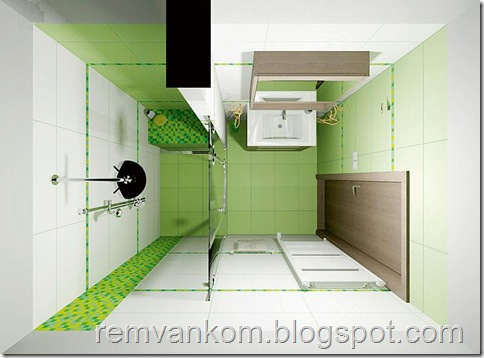 ремонт ванных комнат квартир 11
