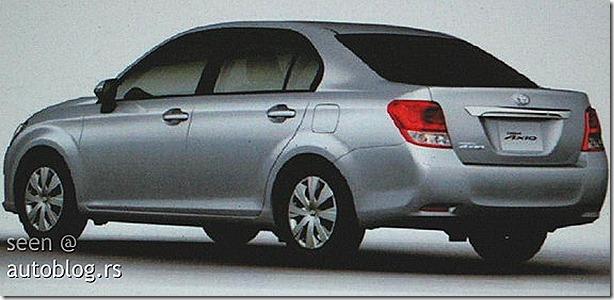 79950-toyota corolla  NOVIDADES AUTO