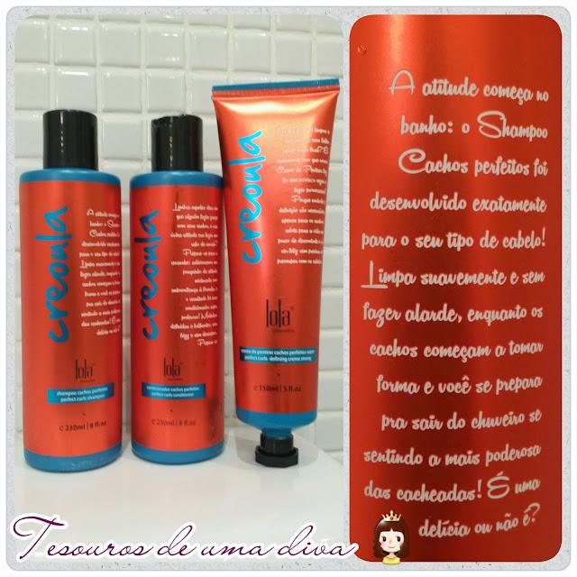 Lola Cosmetics - Linha Creoula