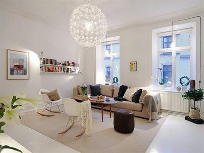 salas-decoradas-diseño-interior-sillones-blancos