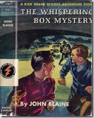Whispering Box Mystery