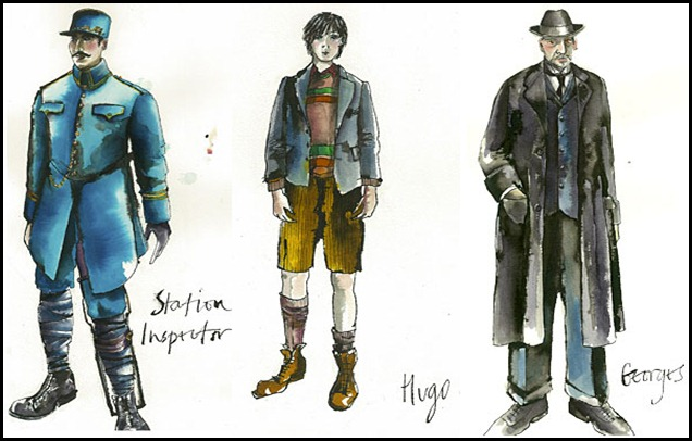 Hugo Costume Design