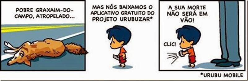 urubuzar