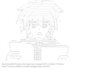 [AA]Naegi Makoto (Danganronpa)