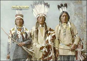 4 apache tribes
