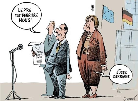 François Hollande darrièr es lo piège