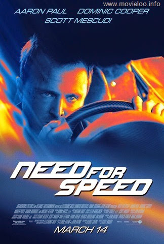 Need for Speed (2014) BluRay 720p 900MB
