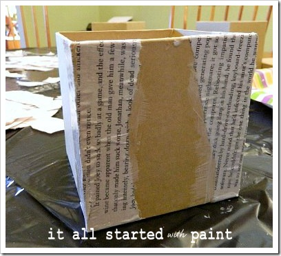 Book Page Boxes Podged (550x413) (2)