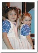 2002 - Rebecca and Emily
