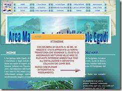 Sito Ufficiale AMP Isole Egadi