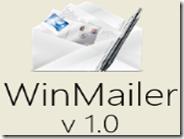 WinMailer inviare email veloce senza aprire il client PC o web di posta