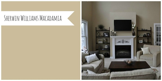 Sherwin Williams Macadamia