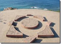 Rosa de los vientos Sendero del litoral, Domaine D'Abbadia- Abbadiako eremua , Hendaia - Sokoa, 1º etapa, 19 de Julio de 2012 -  40